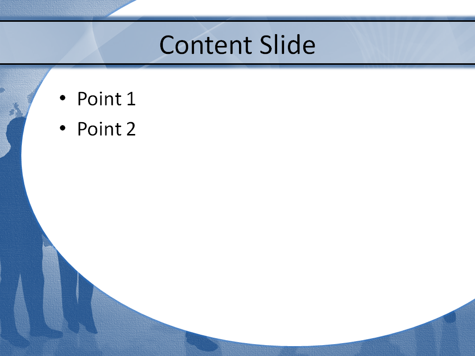 creating templates using powerpoint ii – the art of powerpoint-ing, Modern powerpoint